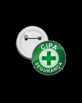 Foto do produto Botão CIPA