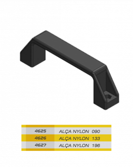 Foto do produto Alça de nylon