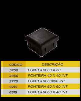 Foto do produto Ponteira quadrada