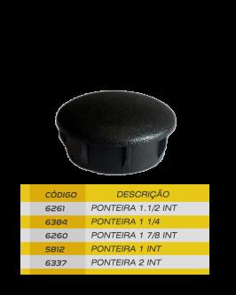 Foto do produto Ponteira redonda