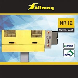 Máquina Agitador de cola dupla p/ lata ME-035